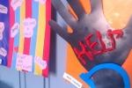 Exhibitions about human trafficking at Kanieris | Patvērums Drošā Māja